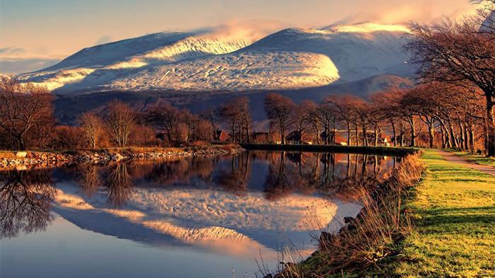 苏格兰威廉堡_【FortWilliam】苏格兰西部高地门户:威廉堡|英国邦利
